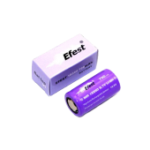 Efest IMR18350 700mah with flat top