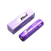 Efest IMR 18650 2100mAh with flat top