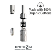 JustFog S14 Hybrid Kit Clearomizer
