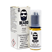 No.51 - Beard Vape Co 10ml