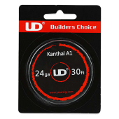 UD Kanthal A1 wire 24ga 0,5mm 10m