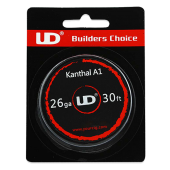 UD Kanthal A1 wire 26ga 0,4mm 10m