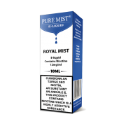 Royal Mist - Pure Mist 10ml E liquid
