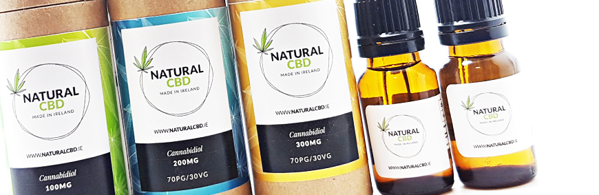 Natural CBD cannabidiol made in Ireland highest quality