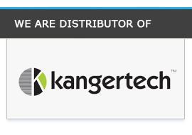 KangerTech Ireland Distributor eCigarettes World