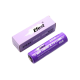 Efest IMR 18650 2500mAh with button top
