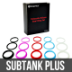 Genuine KangerTech ™ Subtank PLUS O-Ring Set
