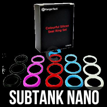 Genuine KangerTech ™ Subtank Nano O-Ring Set