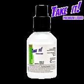 Max Menthol - Take it! 30ml - Premium e liquid in Ireland