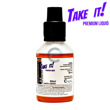 3C - Take it! 30ml - Premium e liquid in Ireland