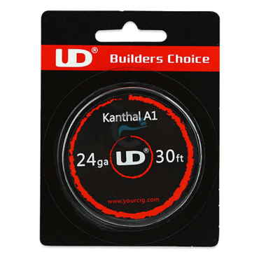 UD Kanthal A1 wire 24ga 0,5mm 10m