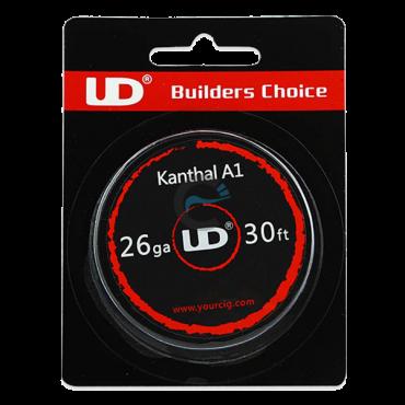 UD Kanthal A1 wire 26ga 0,4mm 10m
