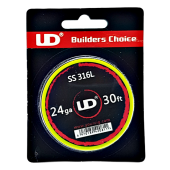 UD SS316 wire 24ga, diameter 0,5mm and length 10m
