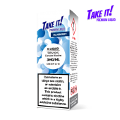 Blueberry - Take it! 10ml - Premium e liquid in Ireland