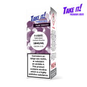 Plum Tobacco - Take it! 10ml - Premium e liquid in Ireland