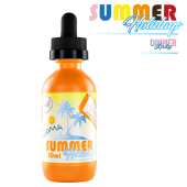 Sun Tan Mango - Dinner Lady 50ml Shake N' Vape