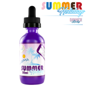 Black Orange Crush - Dinner Lady 50ml Shake N' Vape