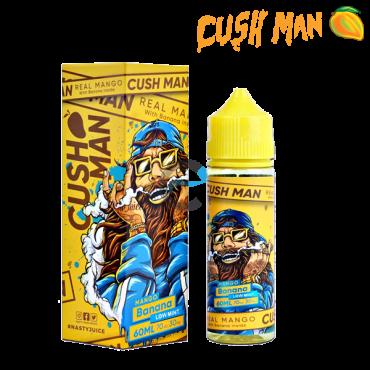 Banana Mango Cush Man Nasty juice 50ml Shake N' Vape