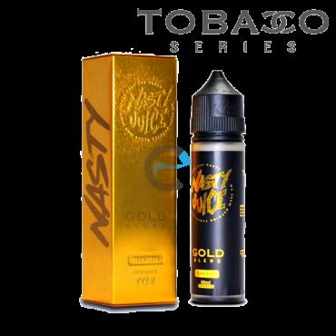 Gold Blend Tobacco Nasty juice 50ml Shake N' Vape