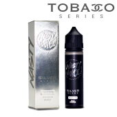 Silver Blend Tobacco Nasty juice 50ml Shake N' Vape