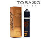 Bronze Blend Tobacco Nasty juice 50ml Shake N' Vape