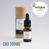 200mg cannabidiol - Natural CBD