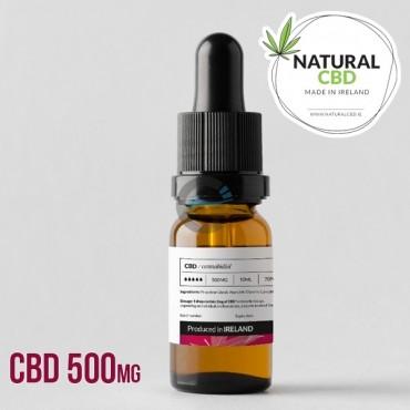 500mg Cannabidiol - Natural CBD