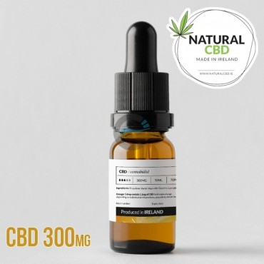 300mg Cannabidiol - Natural CBD