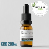 200mg cannabidiol - Natural CBD