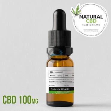 100mg Cannabidiol - Natural CBD