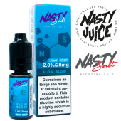 Slow Blow - Nasty Salt Juice 10ml