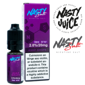 Asap Grape - Nasty Salt Juice 10ml
