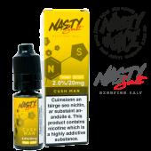 Cush Man - Nasty Salt Juice 10ml