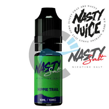 Hippie Trail - Nasty Salt Juice 10ml