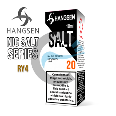 Nic Salt RY4 - 10ml Hangsen