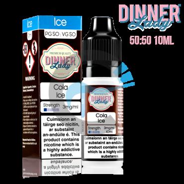 Ice Cola - 10ml Dinner Lady