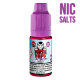 Pinkman Nic Salts - 10ml Vampire Vape