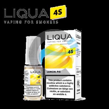 Lemon Pie - 4S Salts Liqua 10ml