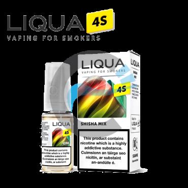 Shisha Mix - 4S Salts Liqua 10ml