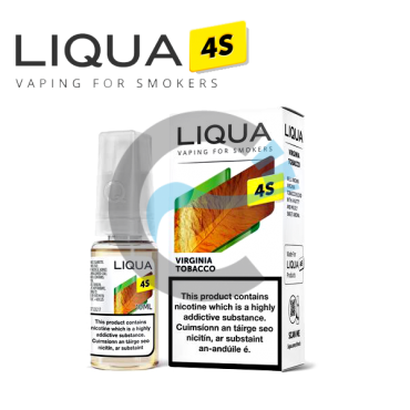 Virginia Tobacco - 4S Salts Liqua 10ml
