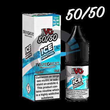 Ice Menthol - IVG 50/50