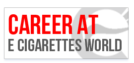 Careere and job at ECigarettes World Ireland, Castlebar, Sligo, Carrick on Shannon, Roscommon